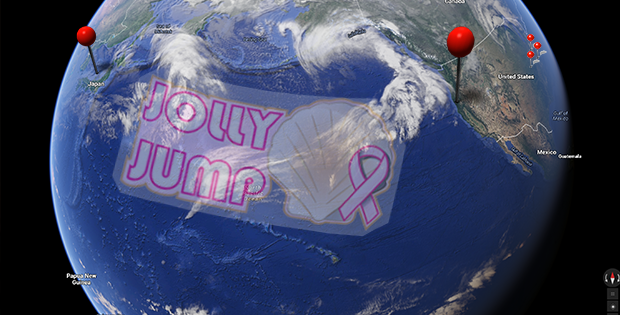 In its 13th year running, Jolly fundraisers are Jumping all around the World!
